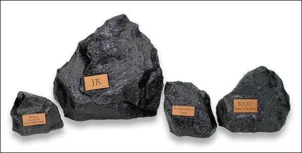 Rock Cremation Urn [RCU] - $119 98 : Pet Memorial Stones