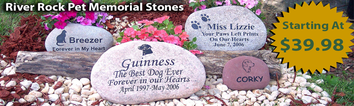 River Rock Pet Memorials