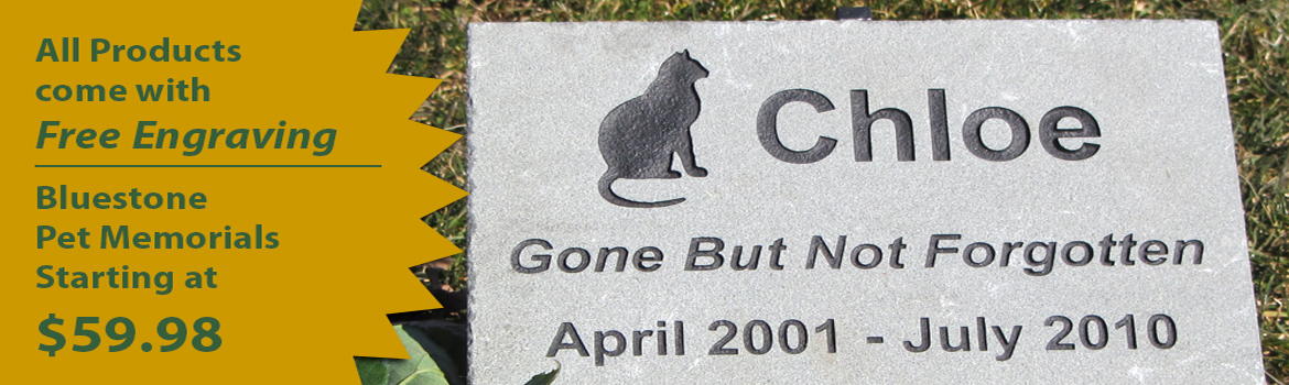 Bluestone Pet Memorials